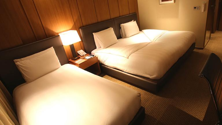 Lotte City Hotel Daejeon - Guest Room - Deluxe - Family Triple Room