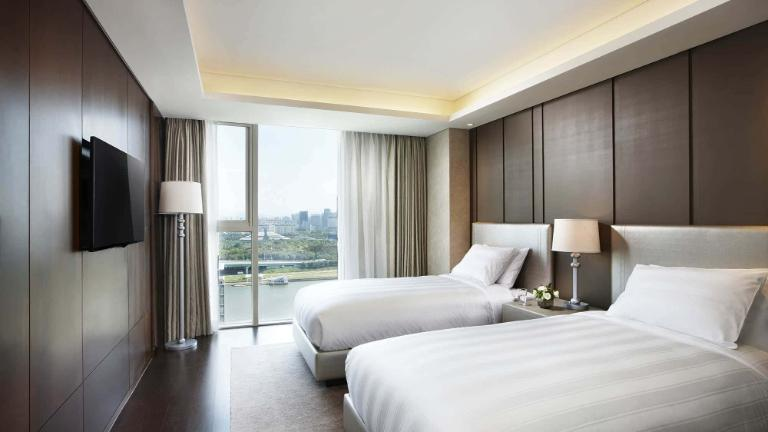 Lotte City Hotel Daejeon - Guest Room - Suite - Superior Suite Family Twin Room
