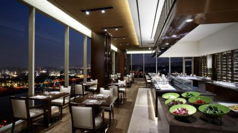 Lotte City Hotel Daejeon - Dining - Restaurant -C'cafe