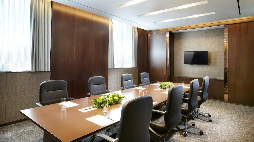 Lotte City Hotel Daejeon - Facilities - Business - Meeting Room