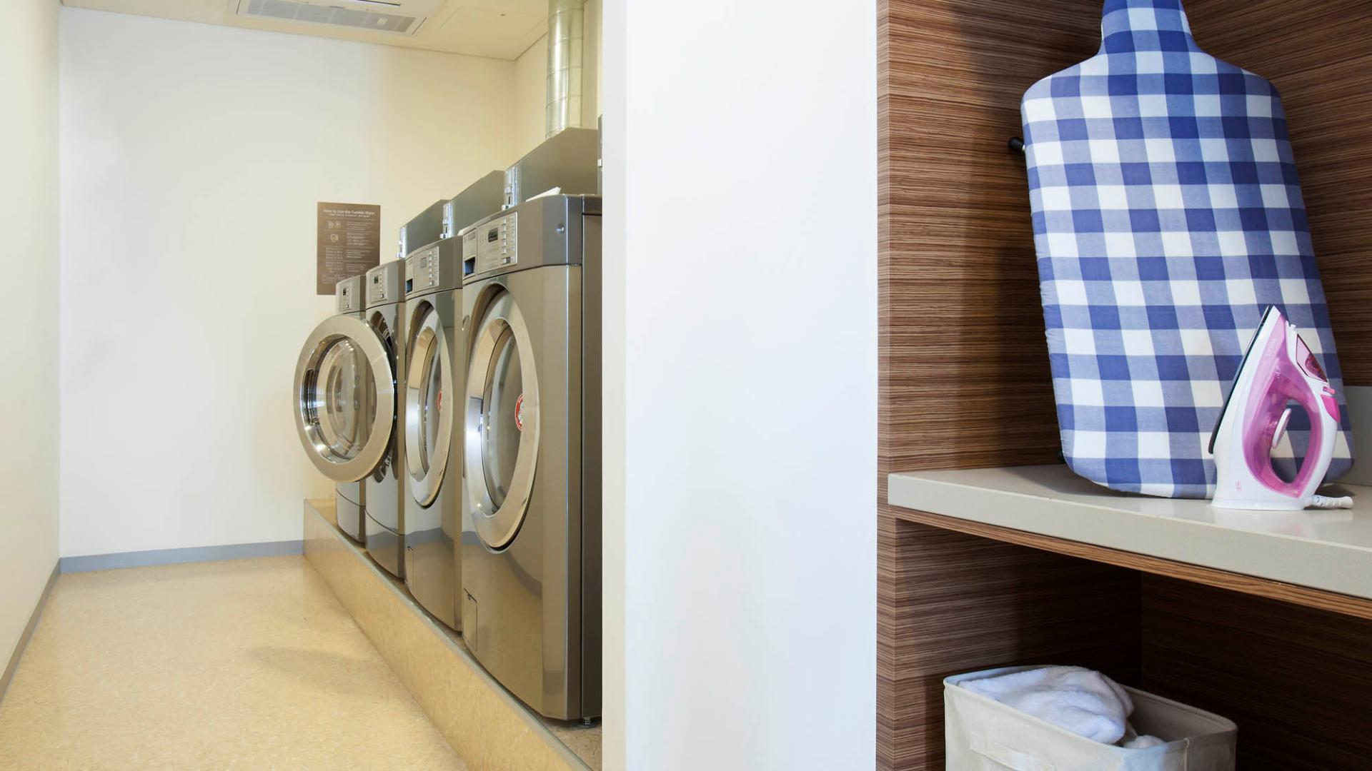 Lotte City Hotel Daejeon - Facilities - Services - Coin laundry