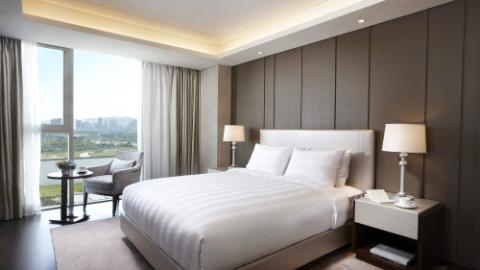 Lotte City Hotel Daejeon - Main - Main Visual - Guest Room Photos