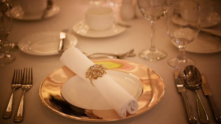 Lotte City Hotel Daejeon - Wedding & Convention - Hotel Wedding - Wedding Concept - Table Decor