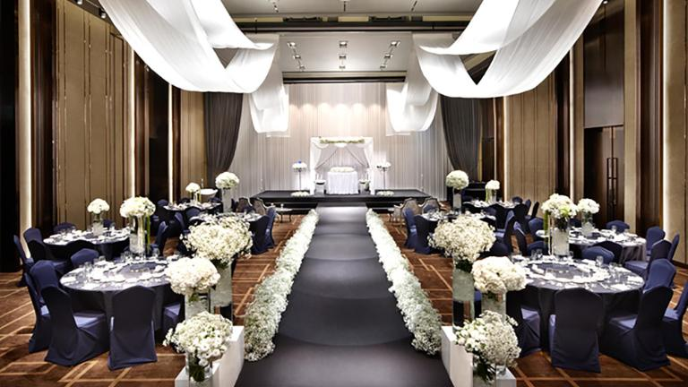 Lotte City Hotel Daejeon - Wedding & Convention - Hotel Wedding - Wedding Concept - Theme