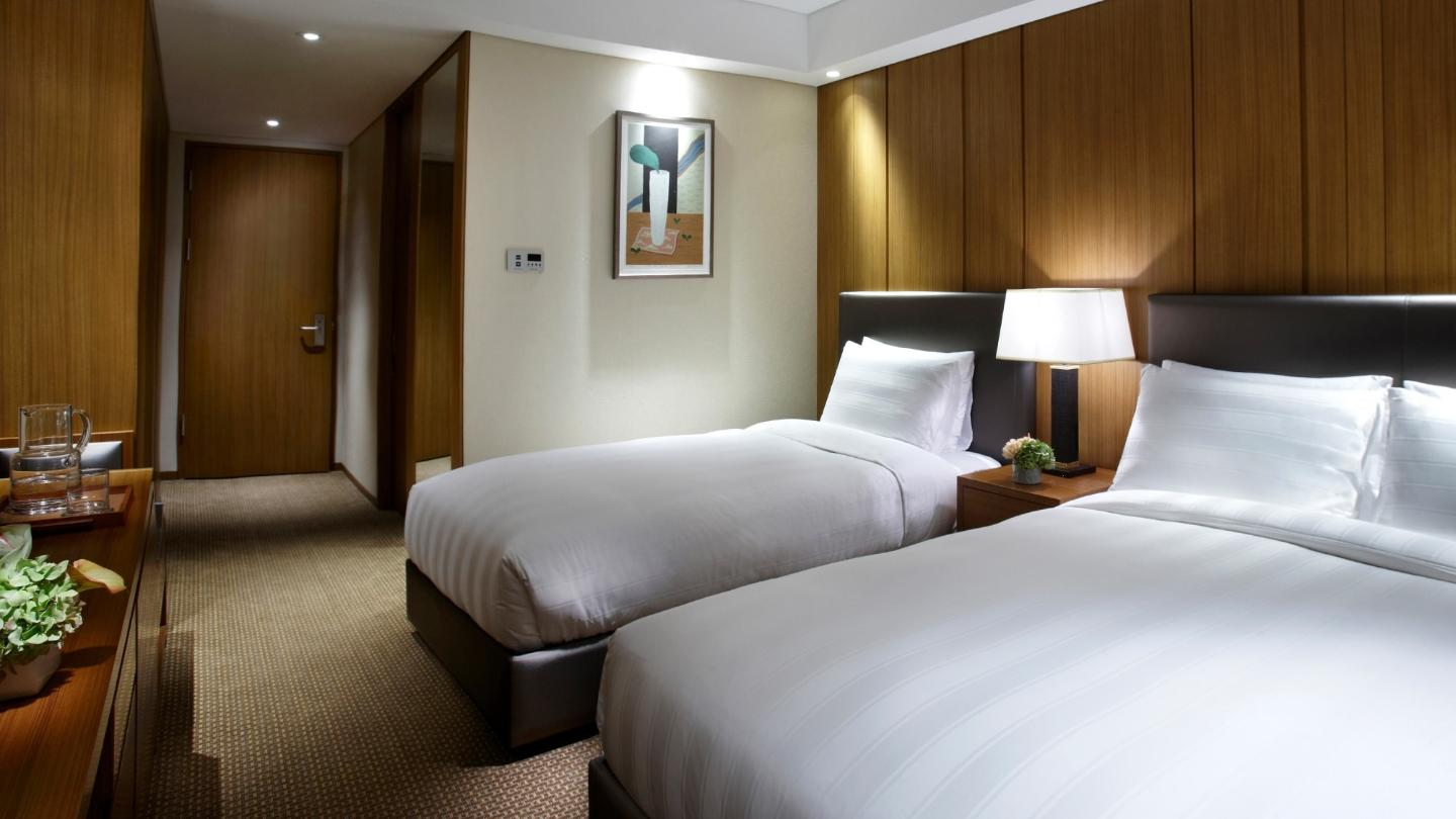 Lotte City Hotel Guro - Guest Room - Standard - Standard Family Twin Room