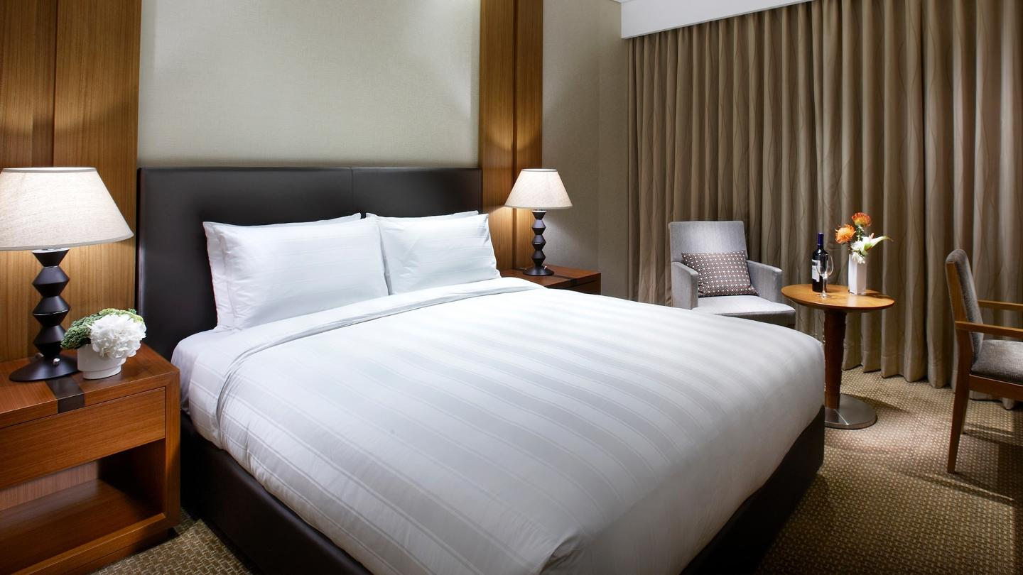 Lotte City Hotel Guro - Guest Room - Superior - Superior Double Hinoki Room