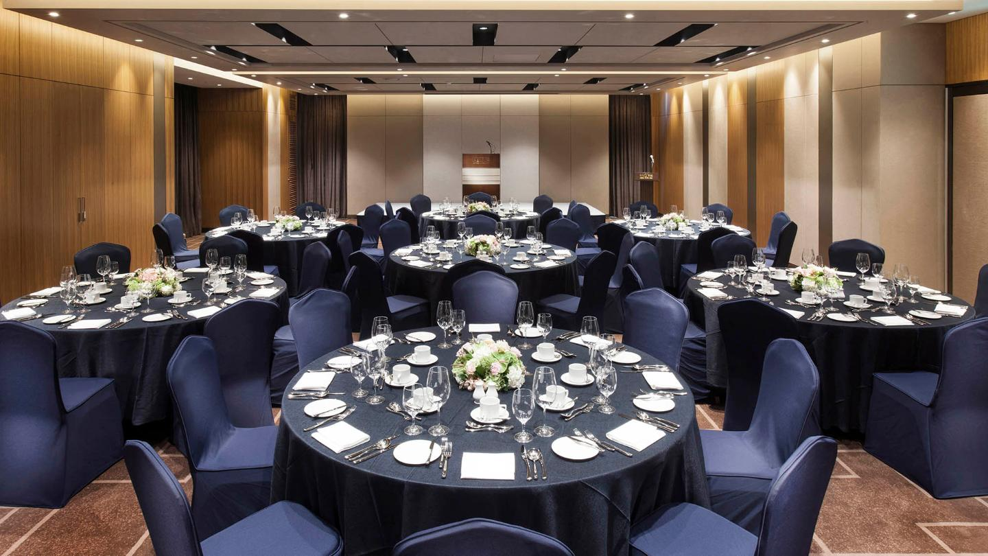 Lotte City Hotel Guro - Banquets & Conventions - Emerald Room