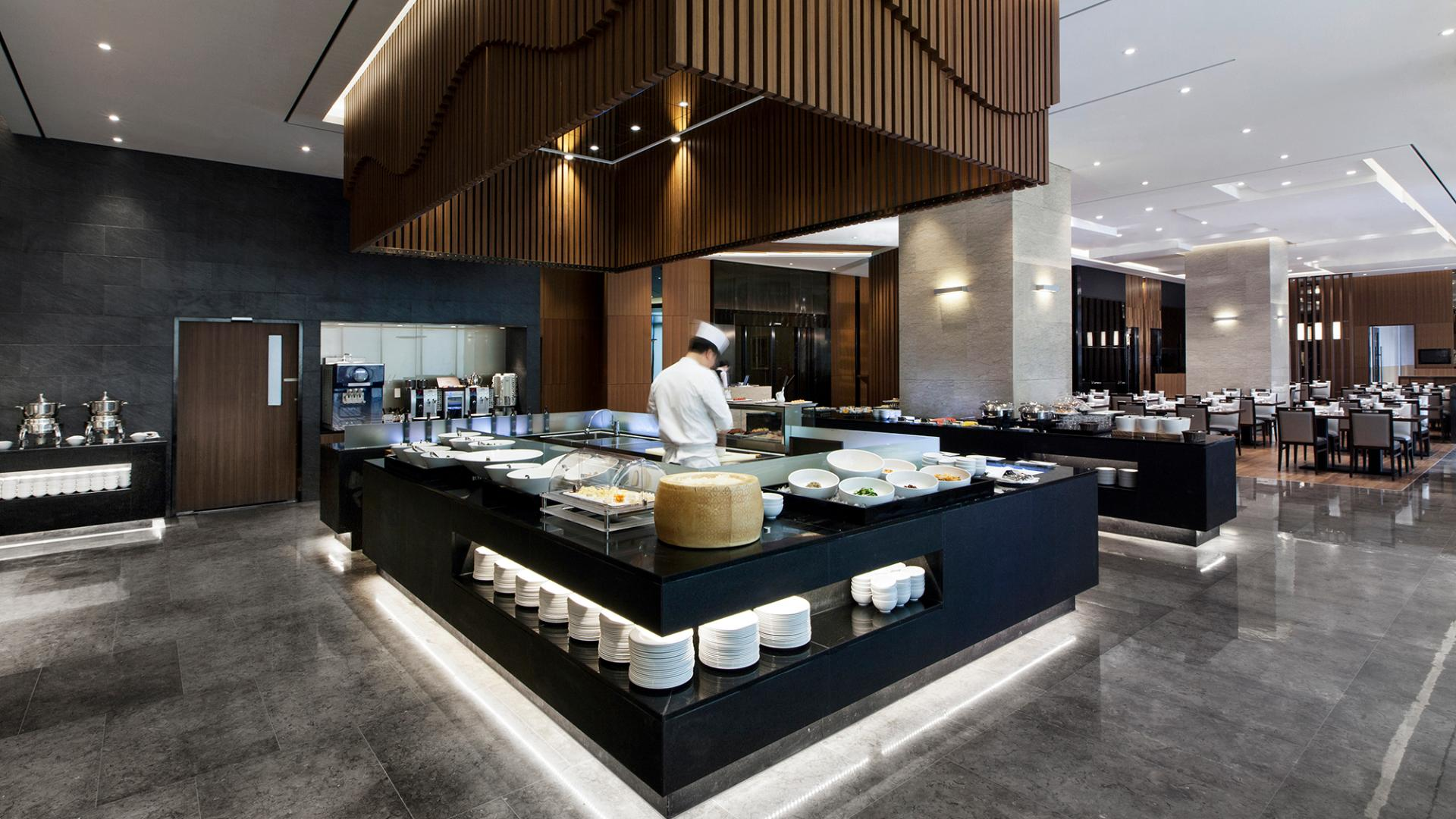 Lotte City Hotel Guro-Dining-Restaurant -C'cafe