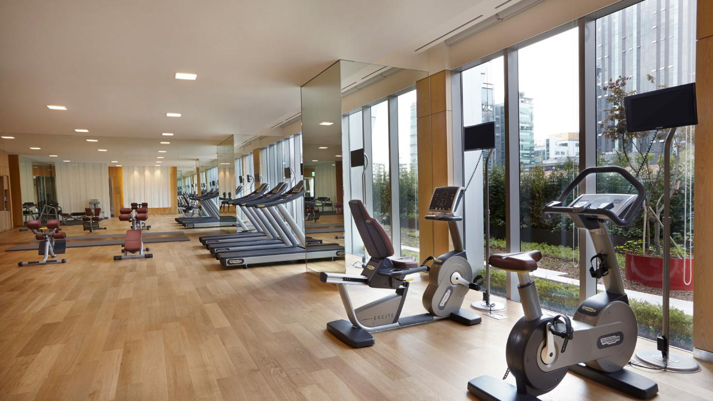 Lotte City Hotel Guro - Facilities - Fitness - Hotel Fitness
