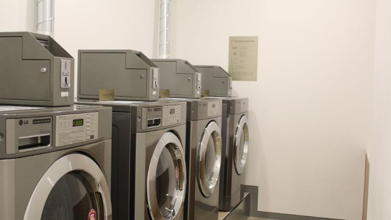 Laundromat - Hotel Laundry Service Facilities | LOTTE City