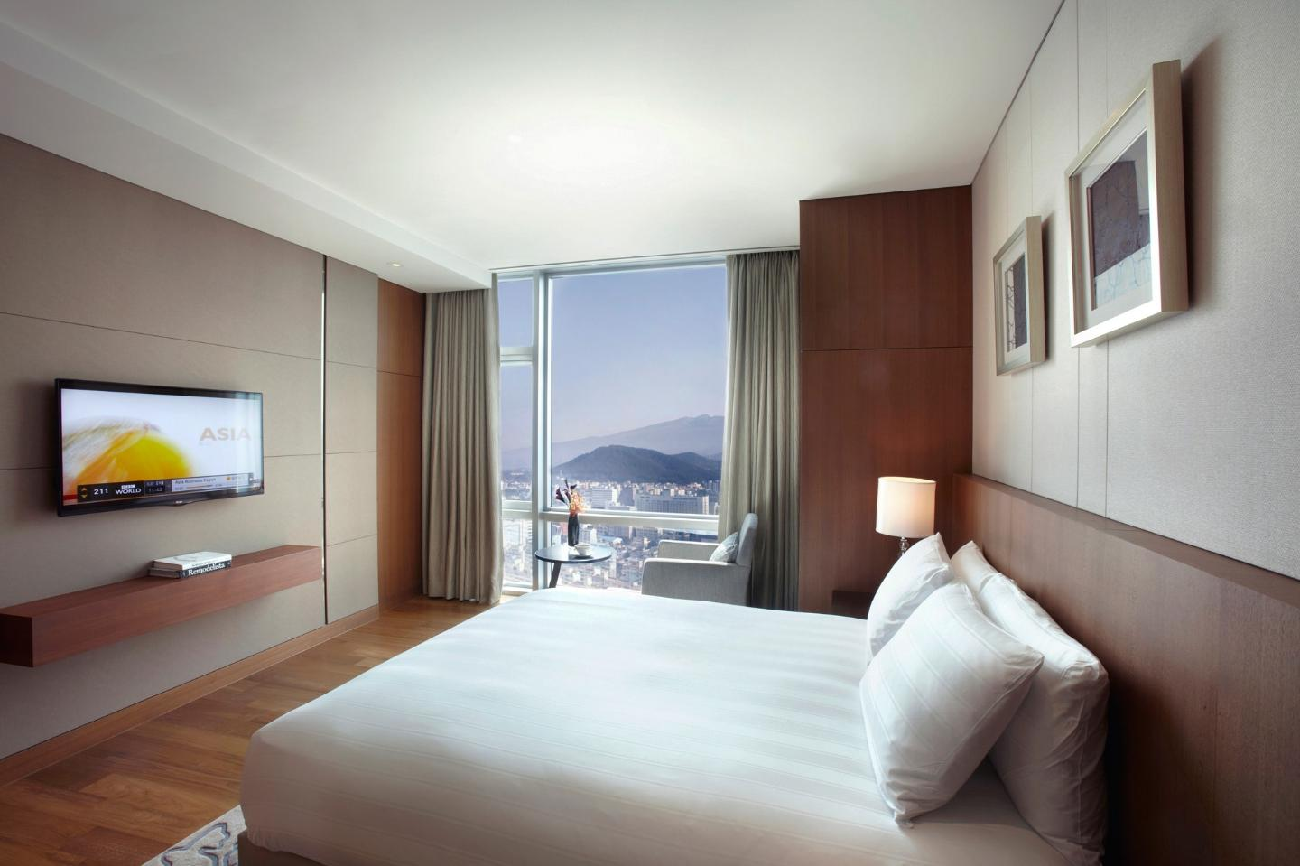 Lotte City Hotel Jeju-Rooms-Suite