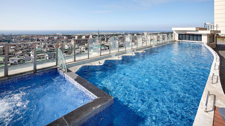 Lotte City Hotel Jeju-Facilities-Fitness Spa