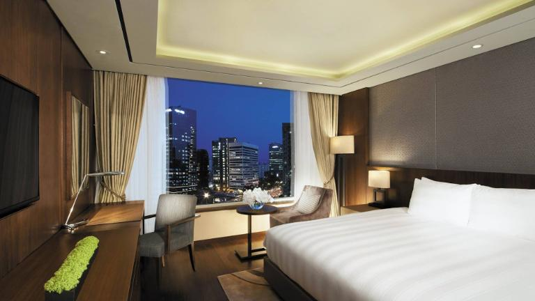 Lotte City Hotel Mapo - Rooms - Suite - Superior Suite
