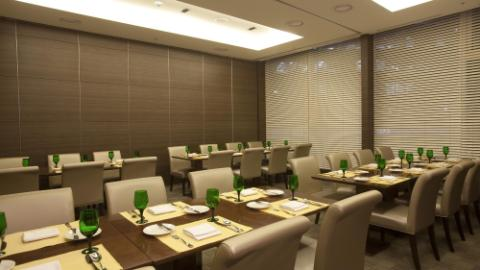 Lotte City Hotel Mapo - Dining - Restaurant - Naru