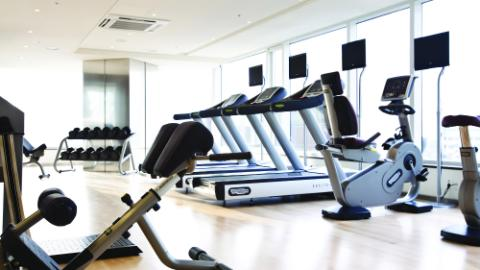 Lotte City Hotel Mapo - Facilities - Spa & Fitness - Hotel Fitness