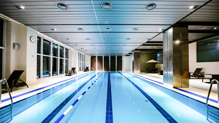 Lotte City Hotel Mapo - Facilities - Spa & Fitness - Hotel Swimming Pool