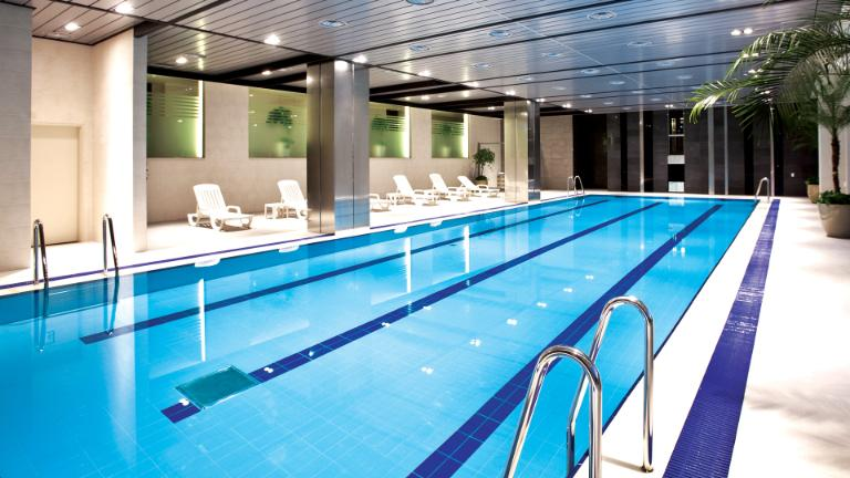 Lotte City Hotel Mapo - Facilities - Hotel Swimming Pool