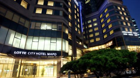 Lotte City Hotel Mapo Hotel Overview