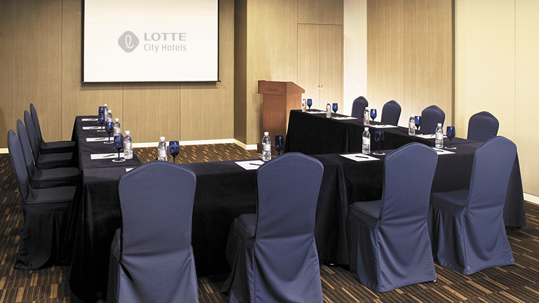 LOTTE City Hotel Mapo Meeting Room