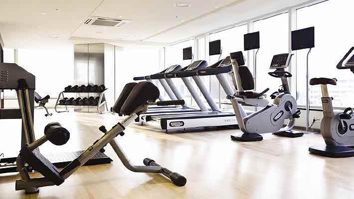 Lotte City Hotel Mapo - Facilities - Hotel Fitness Center