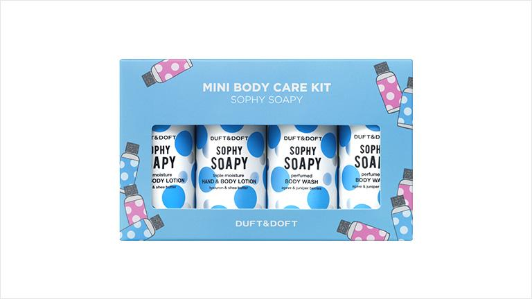DUFT&DOFT, DUFT, DOFT, BODY SET