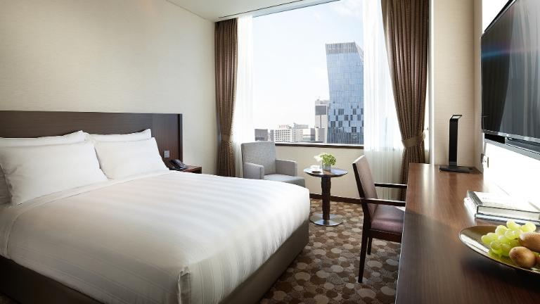 Seoul Hotel Rooms Superior Room Lotte City Hotel Myeongdong