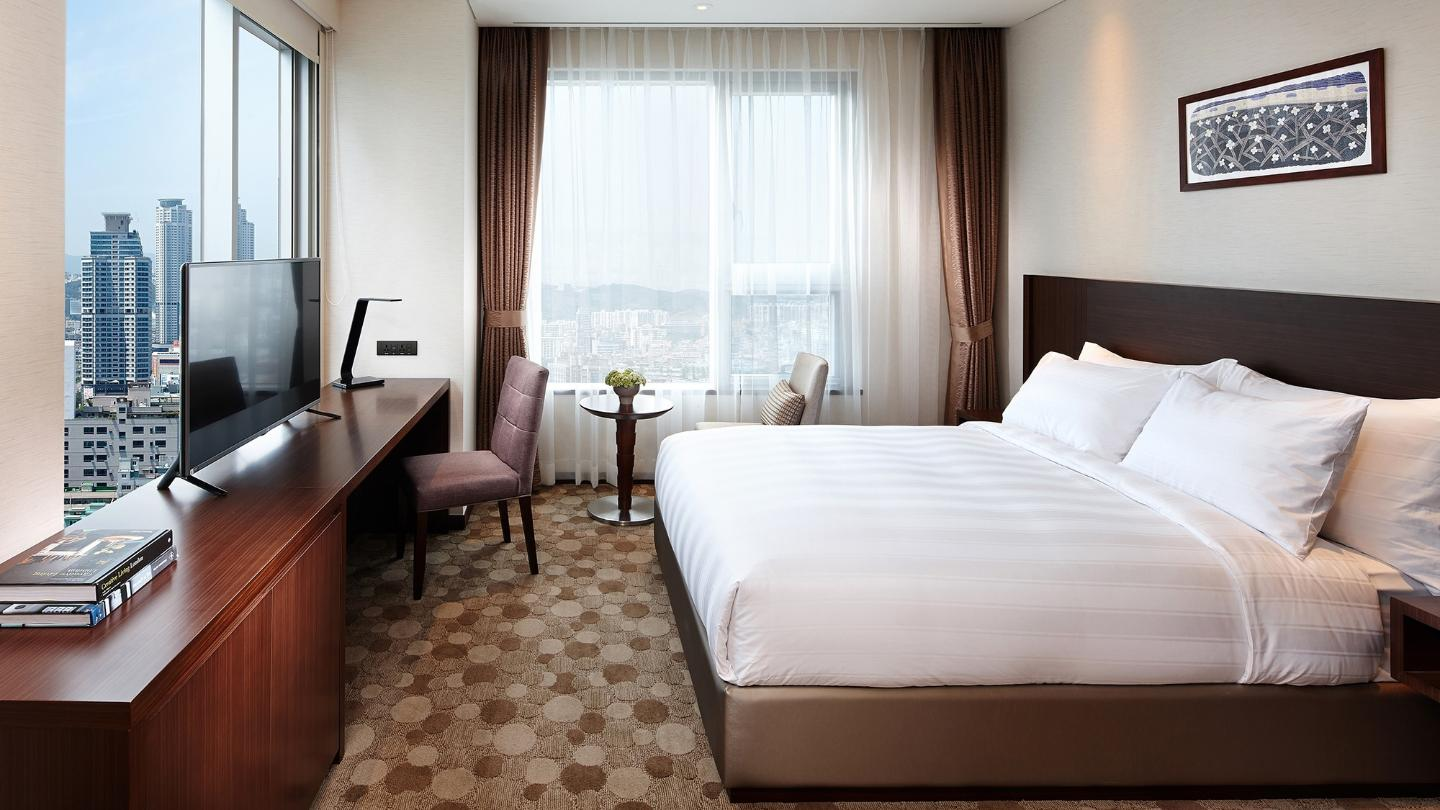 Lotte City Hotel Ulsan-Rooms-Standard
