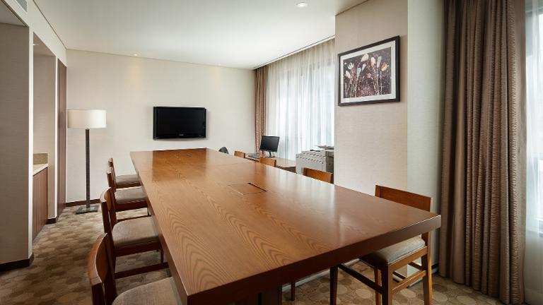 Lotte City Hotel Ulsan, meeting room, 5th floor