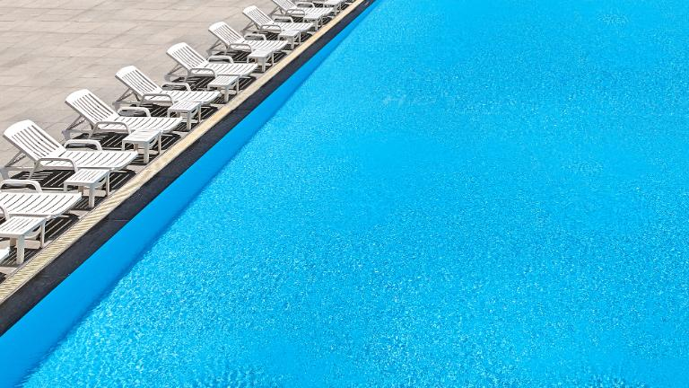 LOTTE Hotel Busan Outdoor Swimming Pool