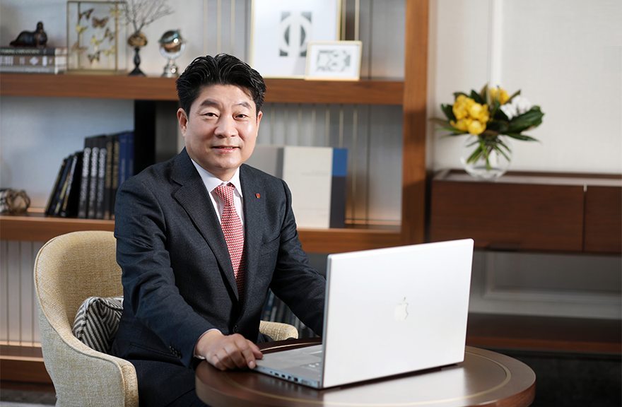 LOTTE Hotels & Resorts CEO
