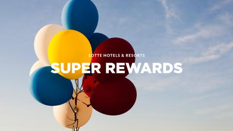 SUPER REWARDS