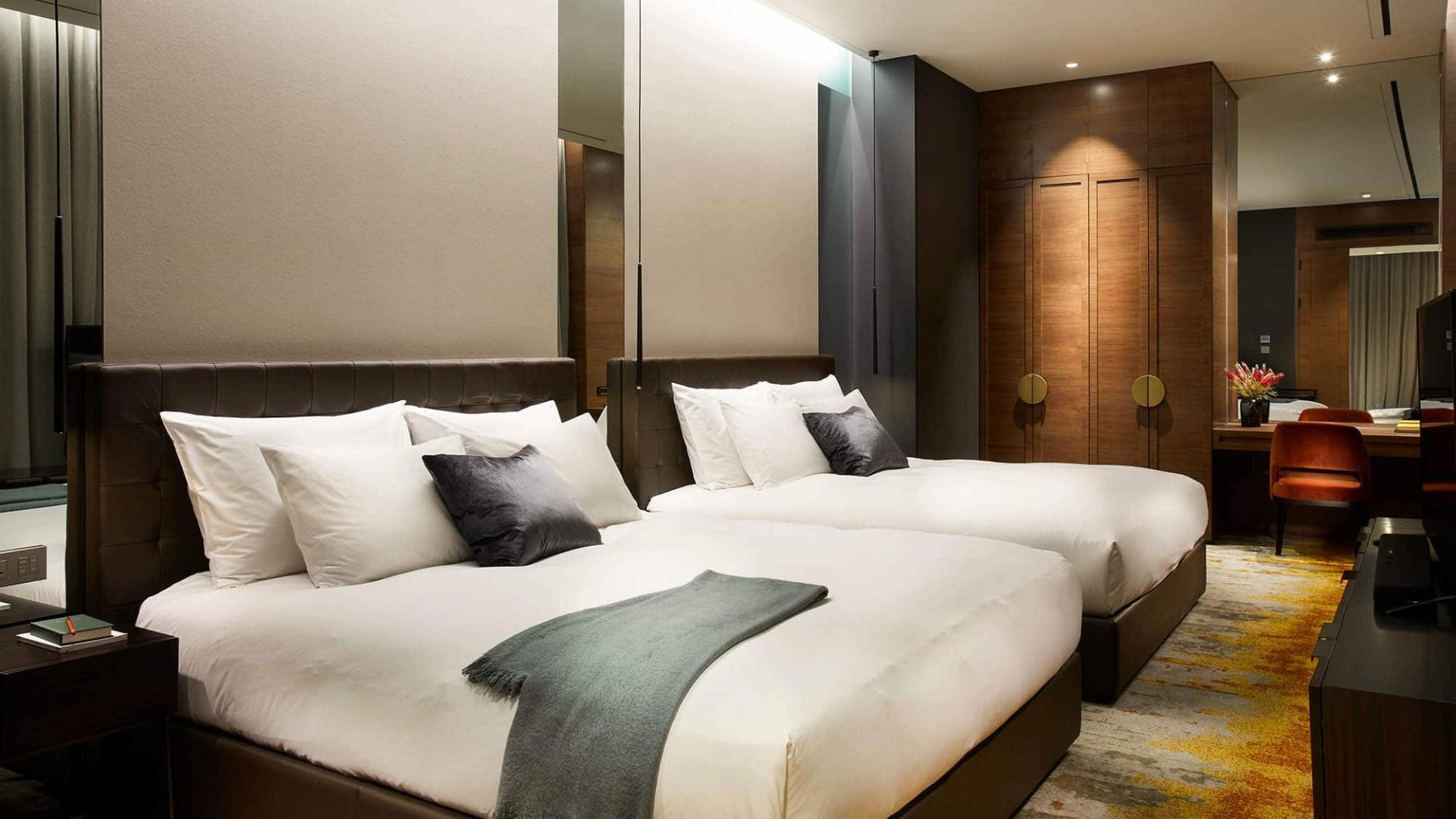 L7 Gangnam-Rooms-Suite-Upper House Room