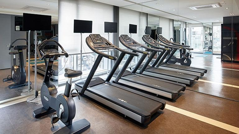L7 Hongdae - Introduction - Fitness Center Photos