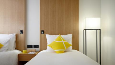 L7 Myeongdong - Guest Room - Standard - Standard Family Twin Room