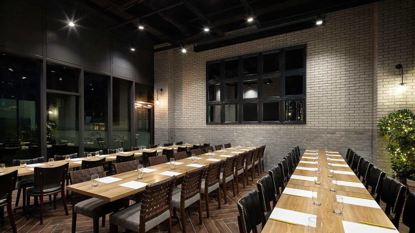 L7 Myeongdong - Facilities - Business - Meeting Room