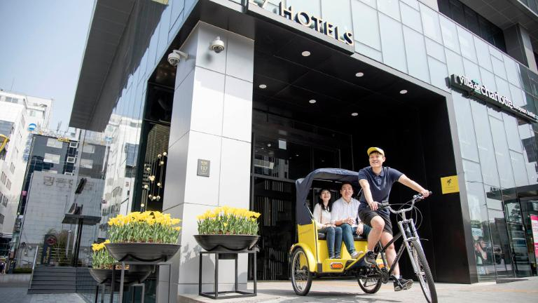 L7 Myeongdong - Facilities - Services - Travel Concierge