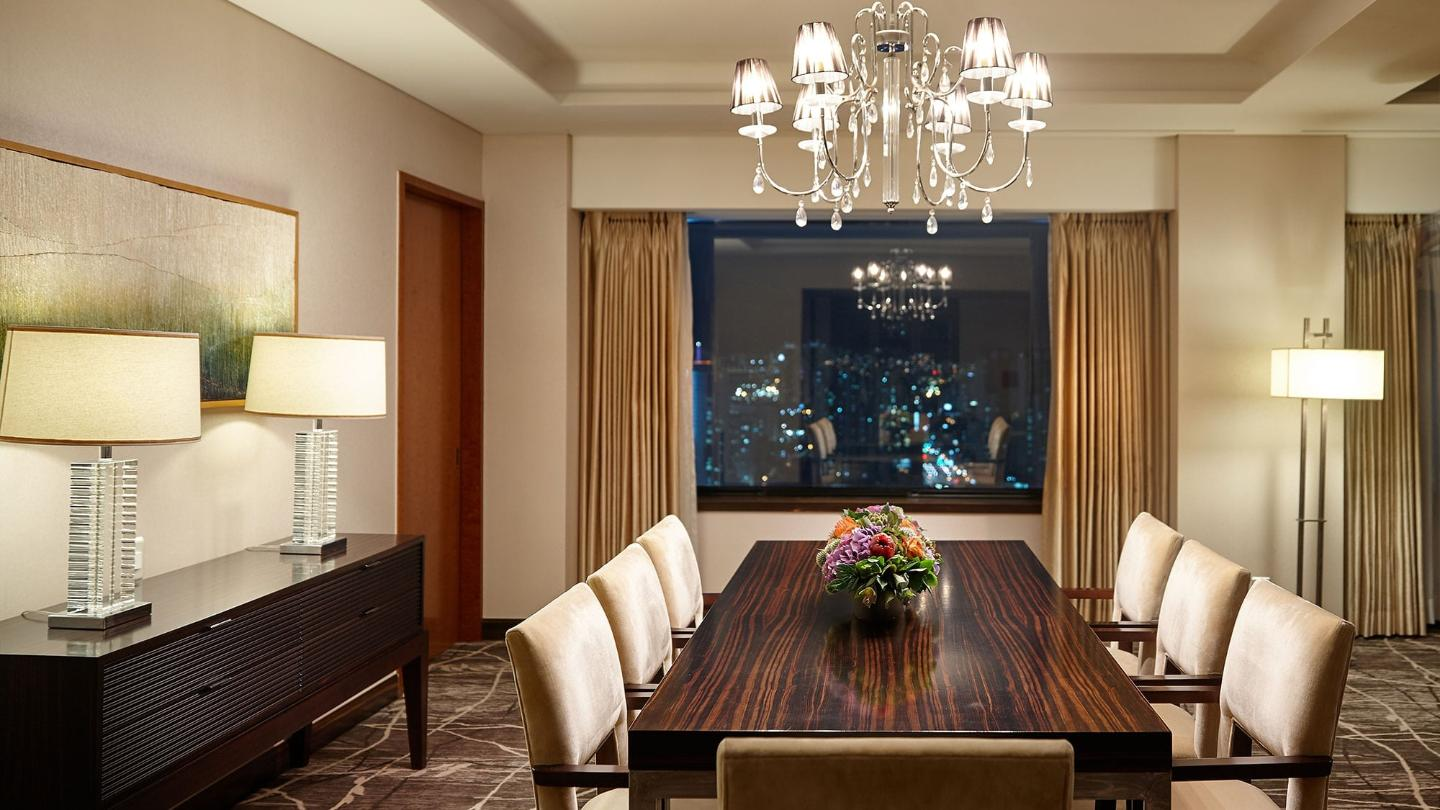 Lotte Hotel Busan-Rooms-Club Floor-Premier Suite Room