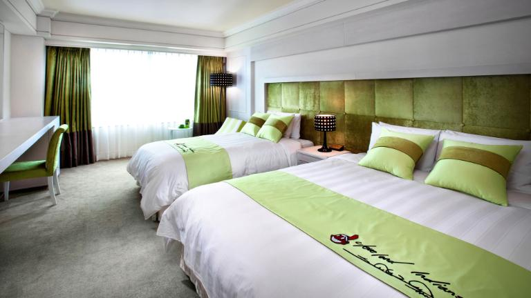 Lotte Hotel Busan-Rooms-Special-Choo Shin Soo Star Room