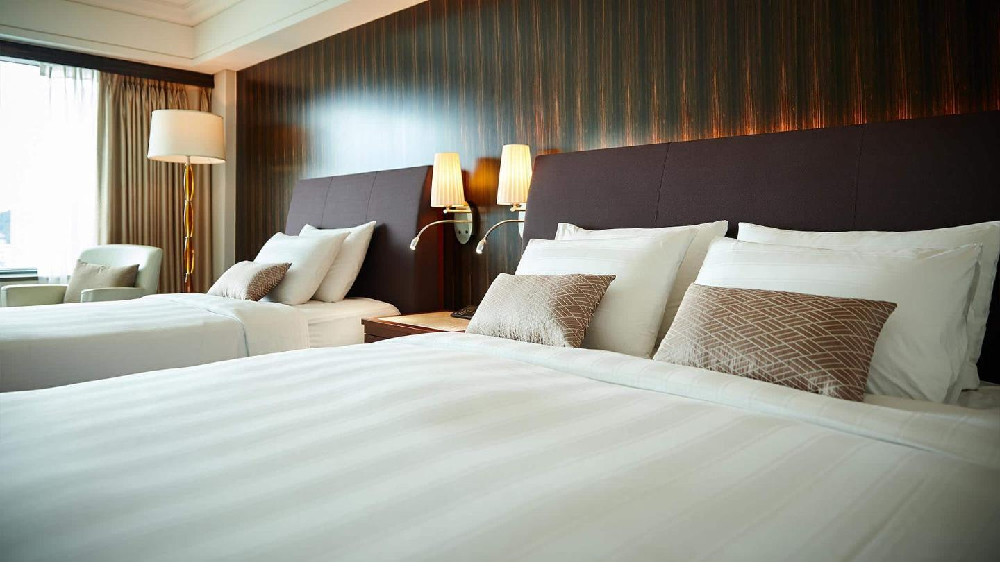Lotte Hotel Busan-Rooms-Suite-Junior Suite Room