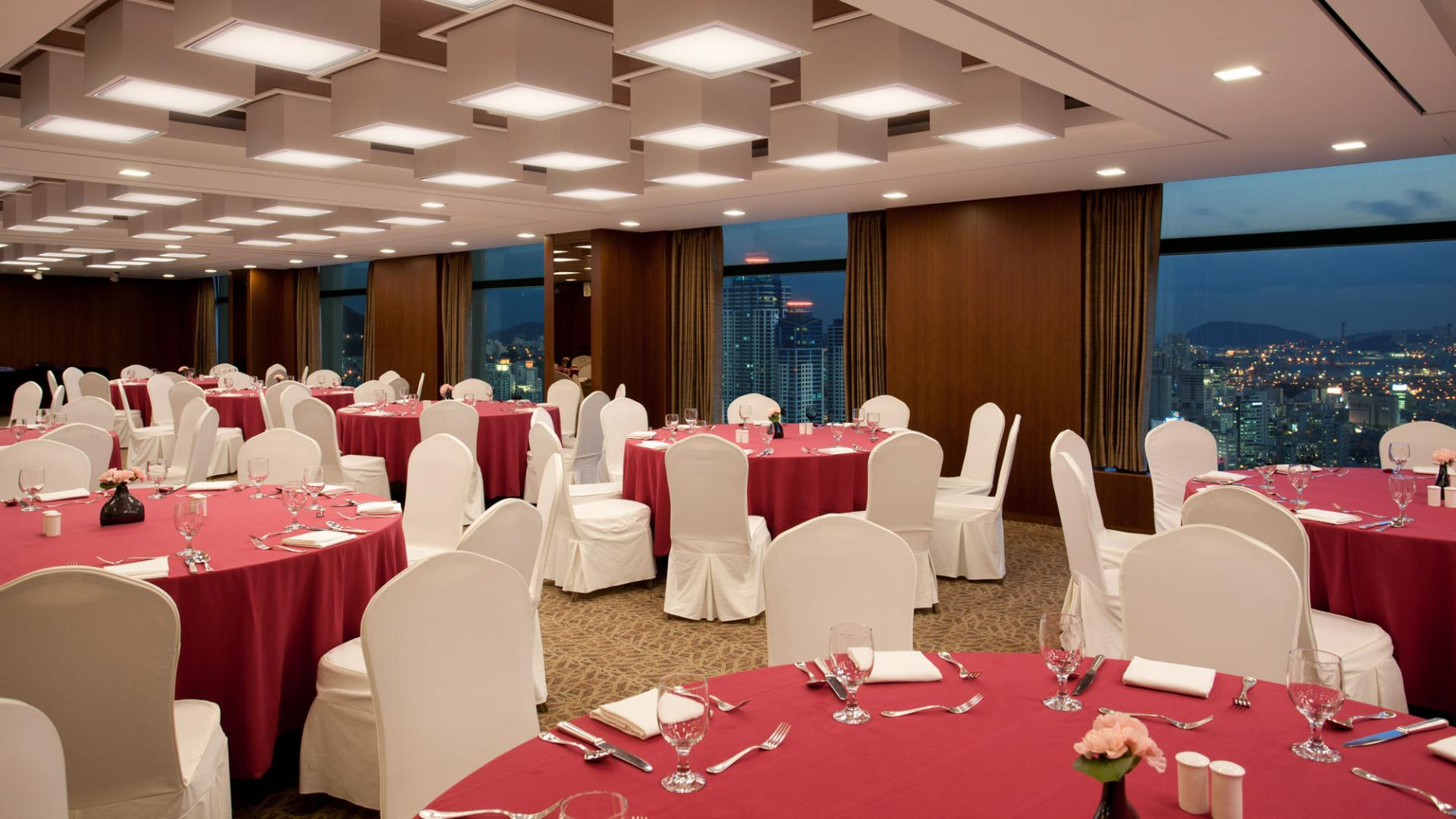 Lotte Hotel Busan-Wedding&Conference-Conference-Emerald Room