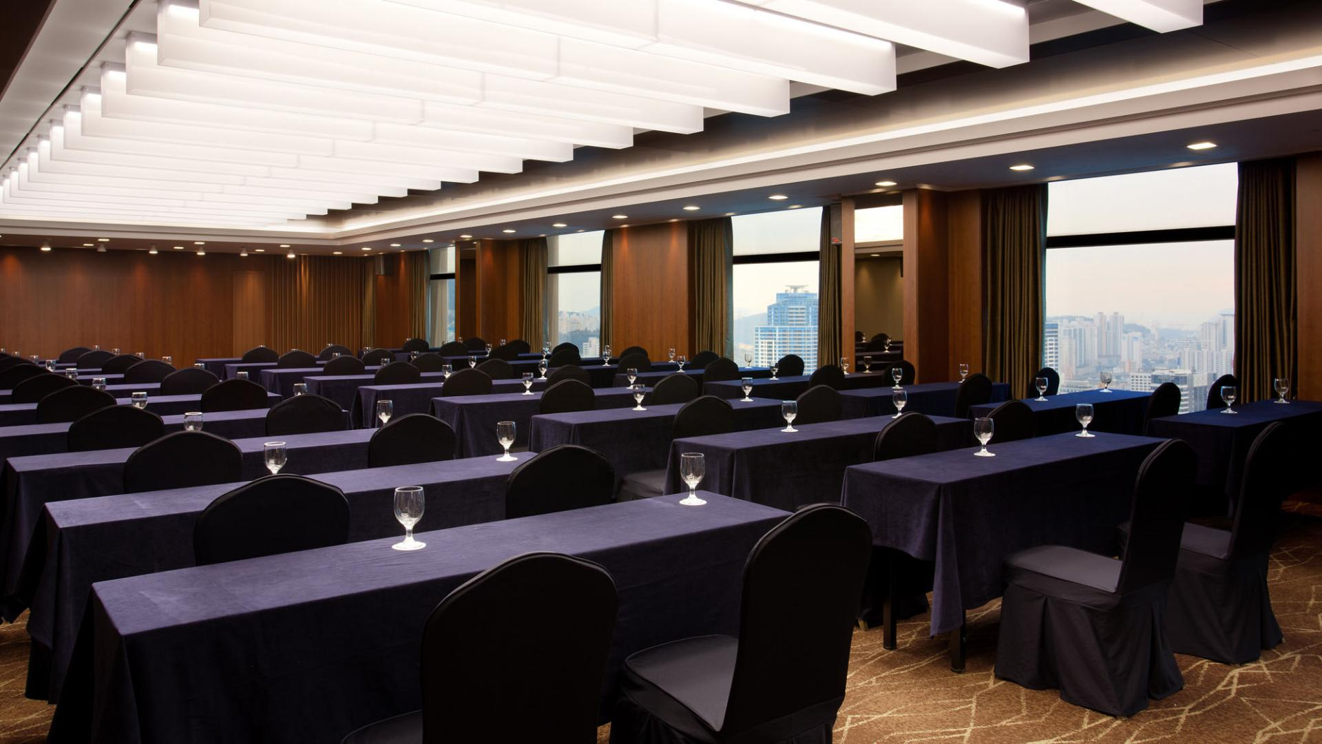 Lotte Hotel Busan-Wedding&Conference-Conference-Sapphire Ballroom