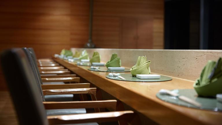Restaurant Momoyama Lotte Hotel Busan