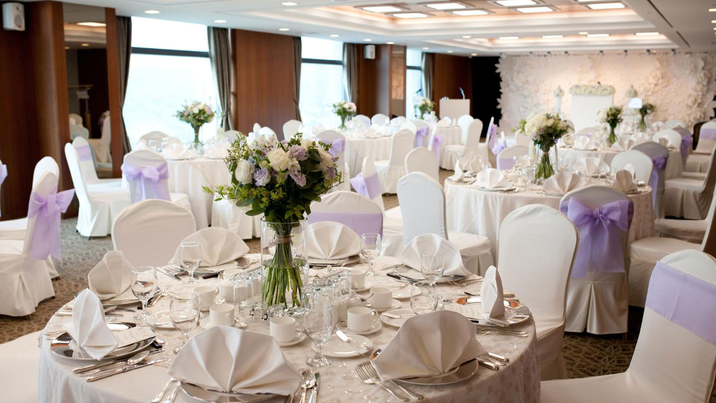 Lotte Hotel Busan-Wedding&Conference-Wedding-Emerald Room