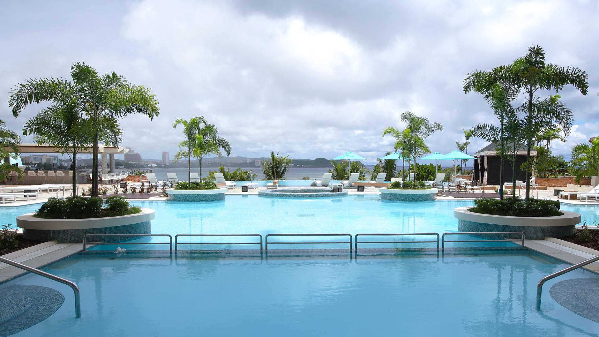 Lotte Hotel Guam Outdoor Swimming Pool
