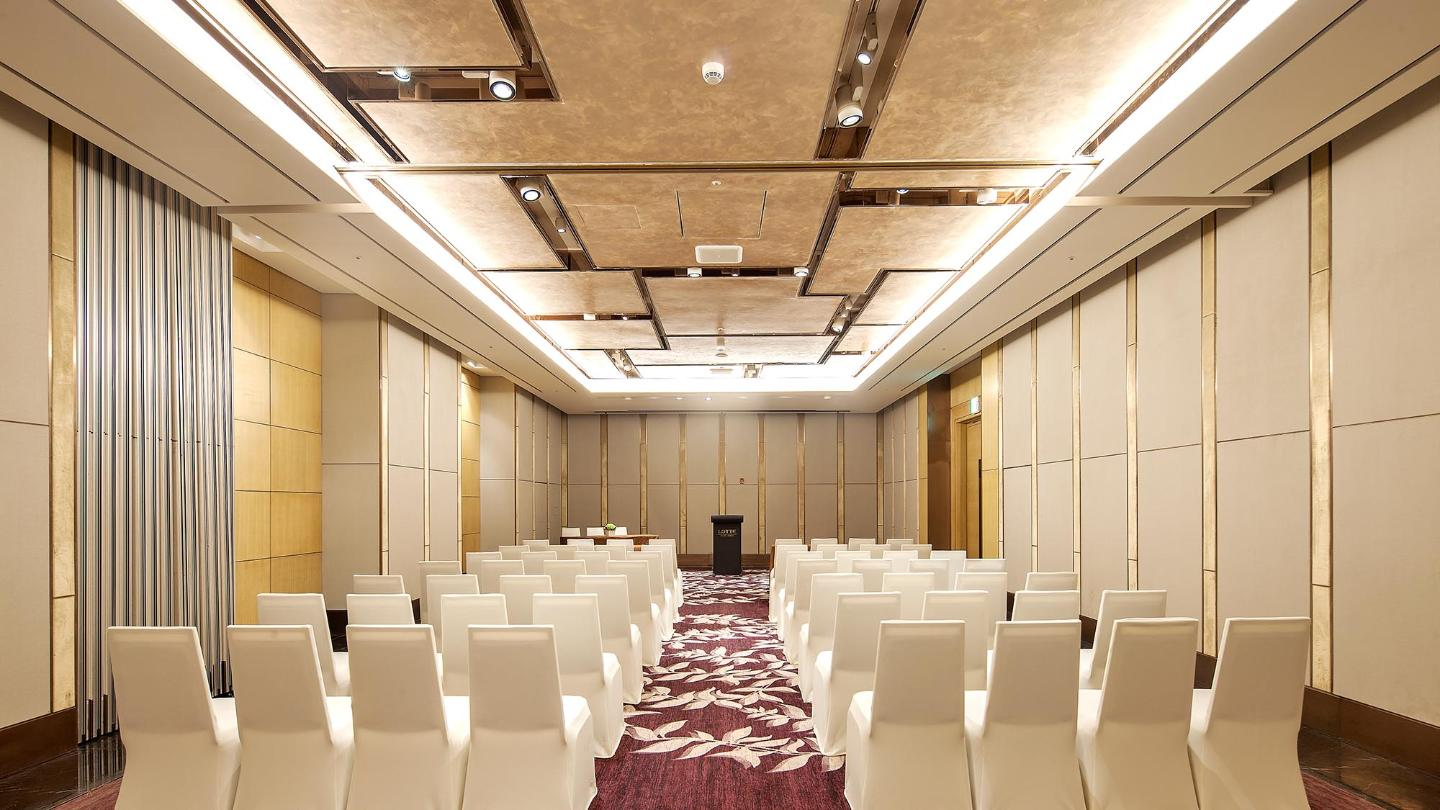 Lotte Hotel hanoi-Banquet & Conference-Charlotte Room