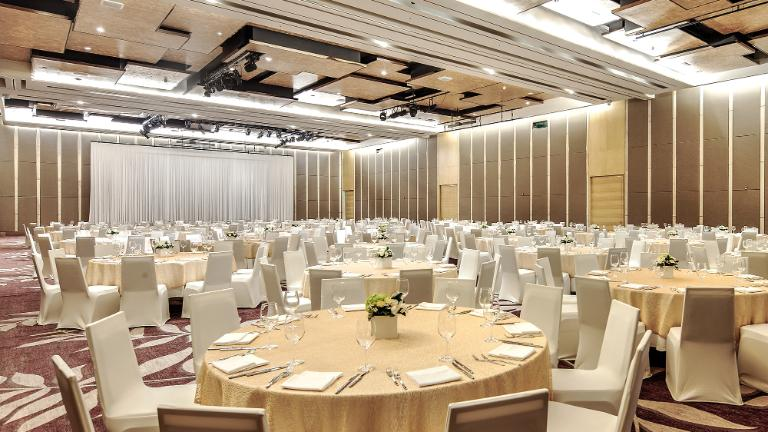Hotel Conference Introduction Business Meeting Rooms Banquet