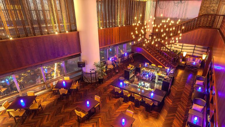 Lotte Hotel hanoi-Dining-Bar & Lounge-Pharaoh`s Bar & Upper