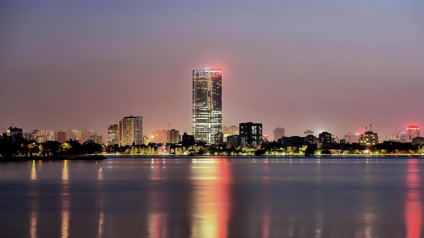 Lotte Hotel hanoi-Main-Main Visual-Main tower