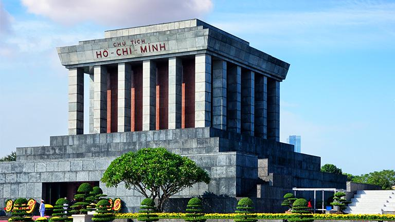Lotte Hotel hanoi-Tourist Attractions in Hanoi-Ho Chi Minh Mausoleum