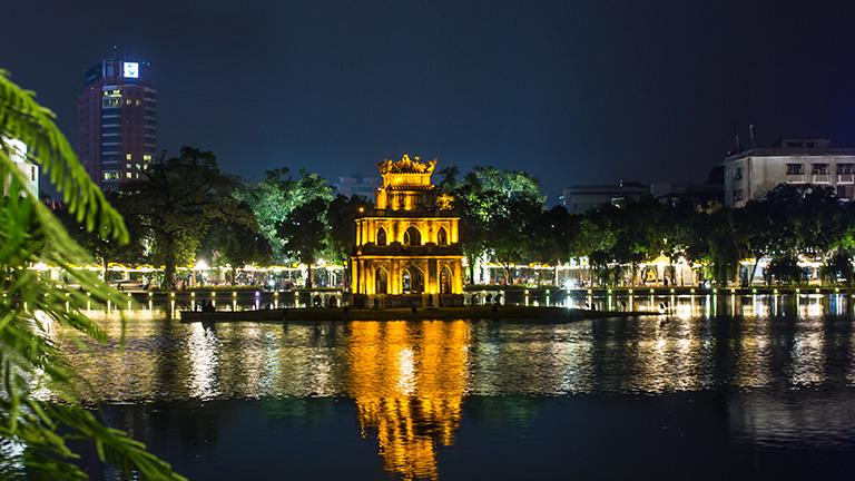 Lotte Hotel hanoi-Tourist Attractions in Hanoi-Hoan Kiem Lake